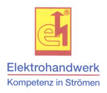 Elektrohandwerk - Kompetenz in Strömen