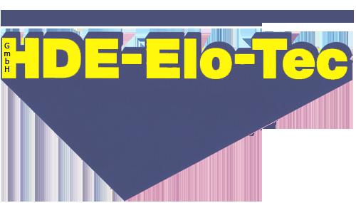 HDE-Elo-Tec GmbH in Aholfing im Ortsteil Obermotzing